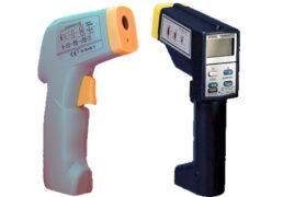 Infrapuna termomeetrid